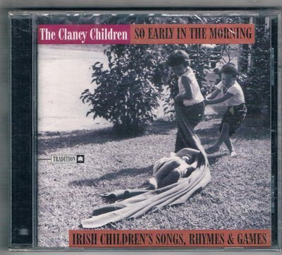 [鑫隆音樂]CD-The Clancy Children /SO EARLY IN THE MORNING /全新