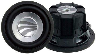 現貨德國正品Rainbow SL-S10 10吋重低音非JL蜘蛛MOREL FOCAL ZAPCO