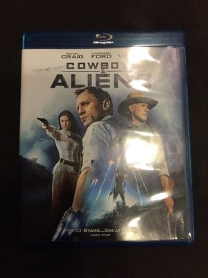 [M087-1] 星際飆客 Cowboys & Aliens (BD藍光)