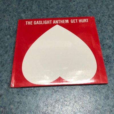 獨立搖滾 The Gaslight Anthem Get Hurt  全新@ba57160