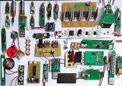 電路設計 USB充電模組  感應器