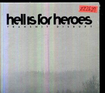 *還有唱片三館* HELLS FOR HEROES / TRANSMIT DISRUPT 全新 ZZ2627(需競標)
