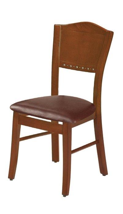 【南洋風休閒傢俱】餐廳家具系列- 皇冠柚木餐椅 用餐椅 (金621-8)