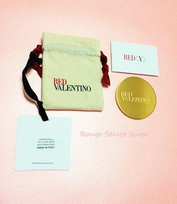 國際精品RedValentino全新小巧圓形鏡子