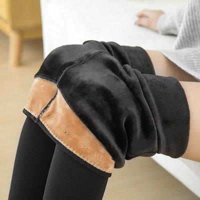 舒適SK9876富姐打底褲襪加大超彈力單層加絨加厚暖腰顯瘦保暖襪子踩腳