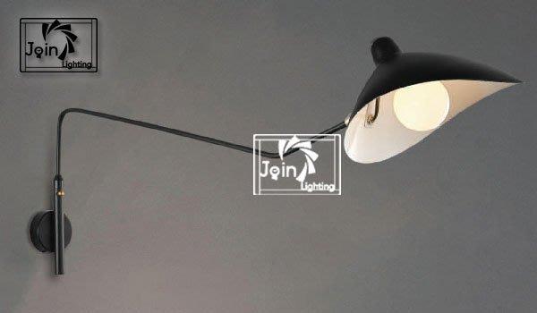 =橋式瘋設計= 工業風 長臂型 壁燈  [JL9-2141]