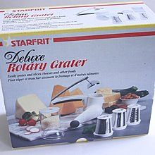 rotary grater