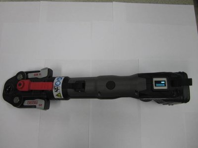 (1)RIDGID RP318 里奇電池顯示 全自動退油不銹鋼管壓接機*壓接鉗*