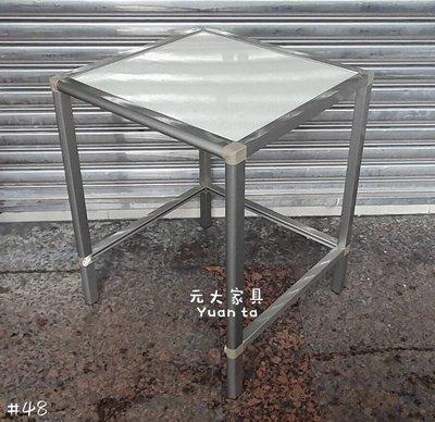 #48-07【元大家具行】全新客製化鋁架03 加購收納櫃 微波爐架 置物架 廚房鋁架 客製化鋁架 訂做鋁架 鋁合金