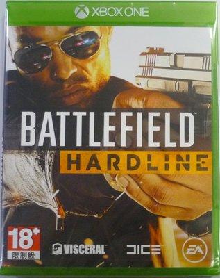 XBOX ONE 戰地風雲 強硬路線 Battlefield (英文版)**(全新未拆商品)【台中大眾電玩】