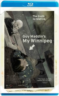 【藍光影片】夢遊冰雪地 / 我的溫尼伯 / My Winnipeg (2007)   CC標準收藏版