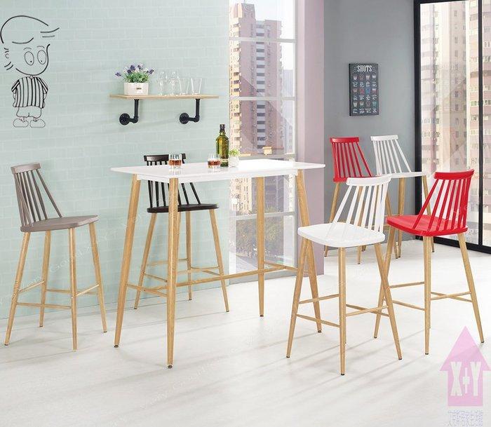 【X+Y時尚精品傢俱】現代餐桌椅系列-伊絲 4尺休閒桌.不含吧椅.吧台桌.洽談桌.摩登家具