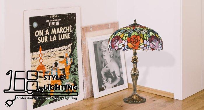 【168 Lighting】鳥語花香《第凡內桌燈》GI 71503-2