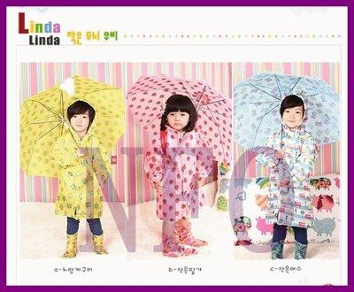 【兒童寶寶雨衣】日系可愛卡通兒童雨衣 超卡哇依滿版車車草莓兒童雨衣 LINDA兒童雨衣