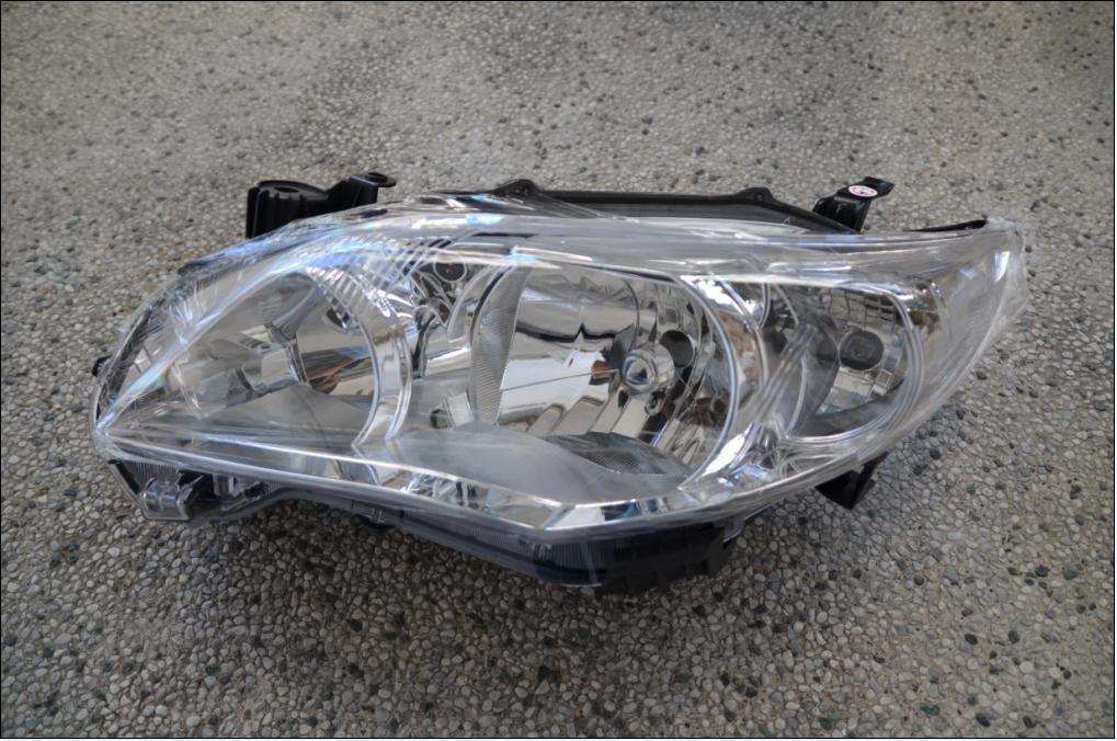 {阿勳精品}~ 豐田 ALTIS 10 11 12 13 10.5代 原廠型 大燈.(有附電動調整馬達,無HID專用)