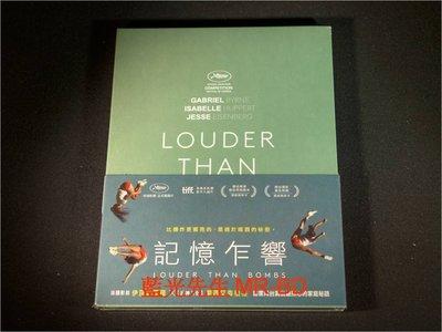 [DVD] - 記憶乍響 Louder Than Bombs ( 得利公司貨 )