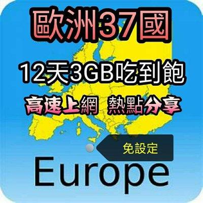 現貨 ! 歐洲上網卡12天3GB吃到飽上網卡(法國第一大電信公司SFR)漫遊卡 網路sim卡 行動上網 熱點分享 免設定