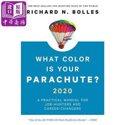 What Color Is Your Parachute? 2020 英文原版 你的降落傘是什么顏色?2020 Rich