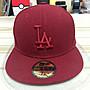 MLB經典LA紅色球帽