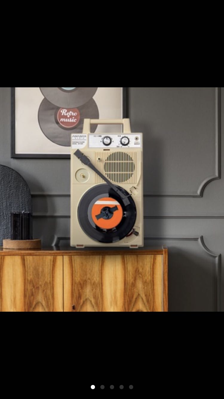 ANABAS GP-N3R 全新唱機。誠購可議價