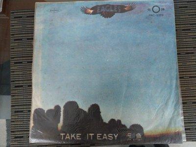黑膠- EAGLES // TAKE IT EASY