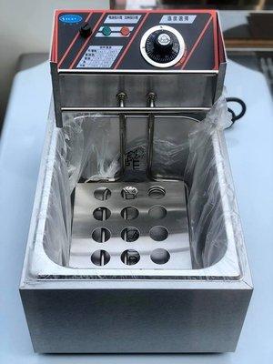 全新marupin單缸油炸機/油炸機爐