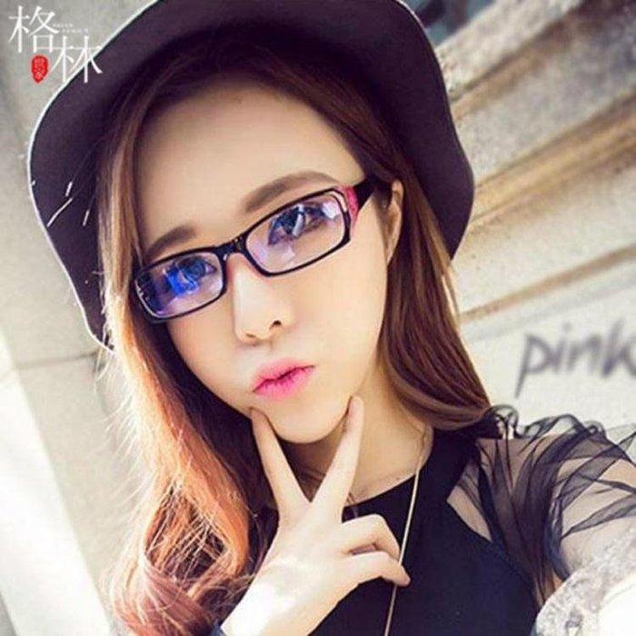 防輻射眼鏡潮男女款無度數平光鏡抗疲勞防藍光護目鏡GLSJ8379