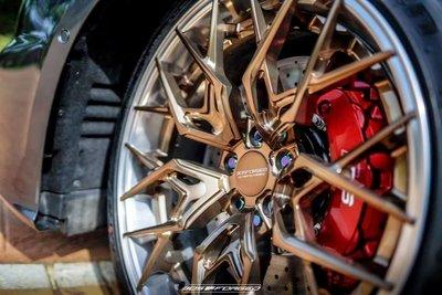 【超前輪業】美國品牌 305 FORGED UFL129 鍛造鋁圈 19吋 20吋 21吋 22吋 顏色 規格 客製