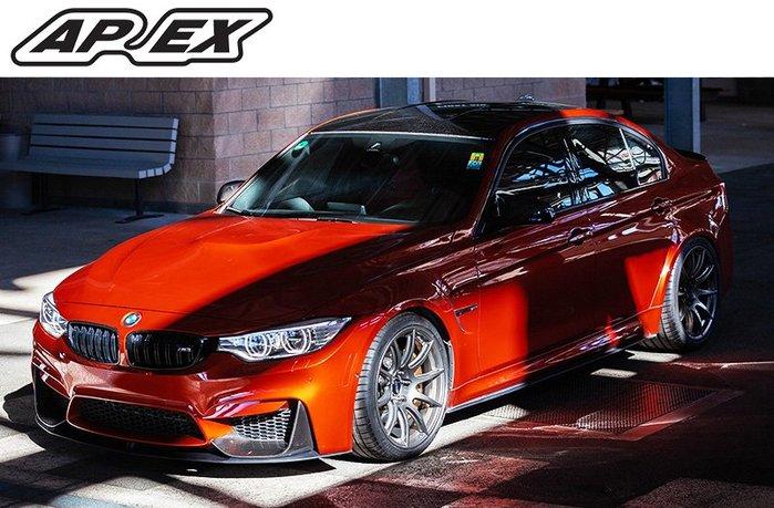 【樂駒】美國 ApexWheels SM-10 19吋 BMW F80 M3 F82 M4 性能 輪圈 輕量化 套件