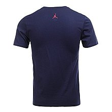 S.G NIKE JORDAN AJ 31 MODERN WINGS 喬丹 短袖 T恤 白801055 100 藍451