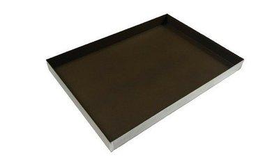 【1A3935F】不沾-直角鋁合金烤盤(39.5*32.5*3.5cm)(宅配)