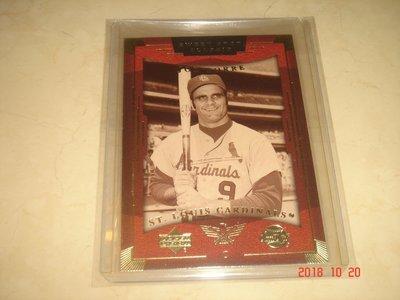 美國職棒 Yankees Manager Joe Torre 04 UD Sweet Spot Classic 球員卡