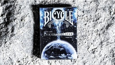 【USPCC撲克】Bicycle Lunar Eclipse (Numbered Seal) Playing Cards