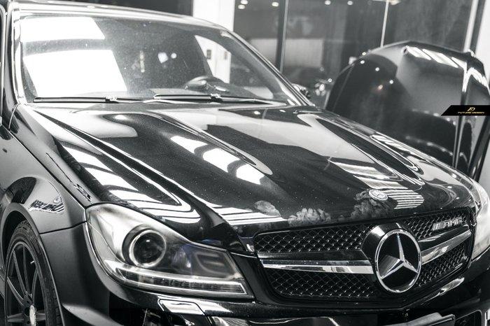 【政銓企業有限公司】賓士 BENZ W204 小改款 升級 C63 式樣 鋁合金 引擎蓋 現貨供應 C250 C300