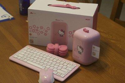 宏碁 Hello Kitty 迷你電腦 Revo one RL85 二手出清 高雄市