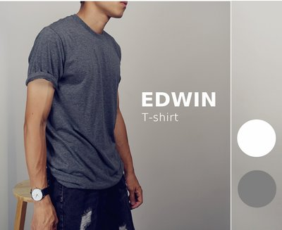 Myplace.com 代購 /  素面【EDWIN 短袖T恤】 台北市