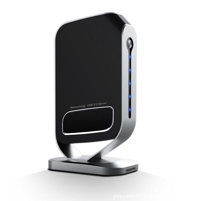 usb networking server 100M M4B局域網USB共用伺服器10388