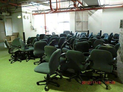 樂居二手家具*二手中古辦公椅*電腦椅 OA椅 餐椅 書桌椅 會議椅 洽談椅