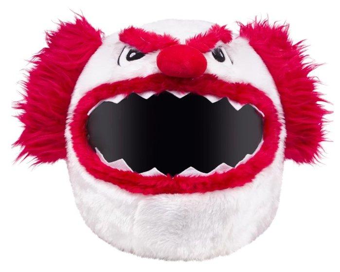 【丹】A_Sesame Strxxt Elmo 安全帽套 芝麻街 艾蒙 高華 恩尼 奧斯卡 小丑款
