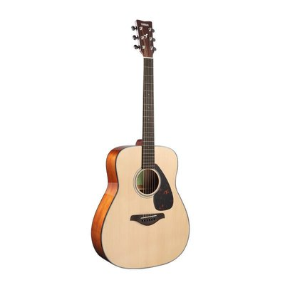 YAMAHA雅馬哈FG800單板民謠電箱木吉他初學者學生男女41/40寸~美家小鋪