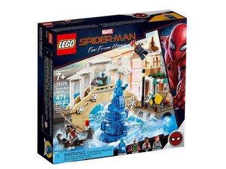 【小瓶子的雜貨小舖】LEGO 樂高積木 超級英雄系列-Marvel 離家日 水人來襲  LT-76129
