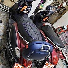 【MOT摩改】機車置物箱 LIKE fiddle Many Cuxi Jbubu 方型 機車尾箱