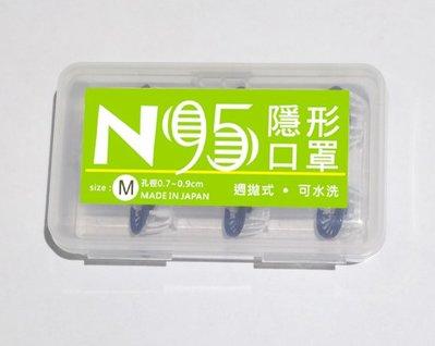 輕巧【N95隱形口罩】,自然大口深呼吸!最高效隱形防護,N95盾級濾淨!size尺寸:M