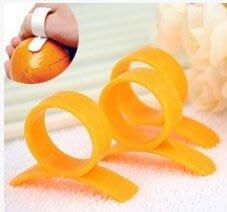 廚房小工具 手指剝橙器 柳丁剝皮器 大號蝸牛開橙器 1