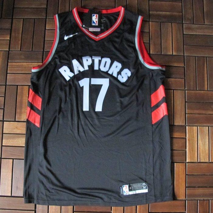 NBA球衣暴龍隊#2號球衣 #17號球衣  LEONARD 17號 林書豪  LIN   倫納德 黑色款式