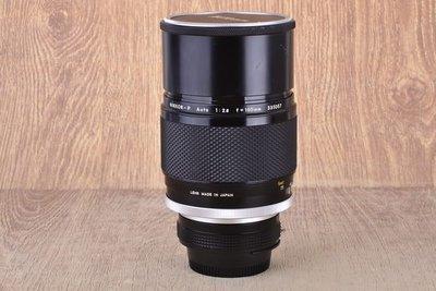 【台中品光攝影】尼康 Nikon AI 180mm F2.8 (180/2.8) 望遠 定焦 內建遮光罩 #38331J