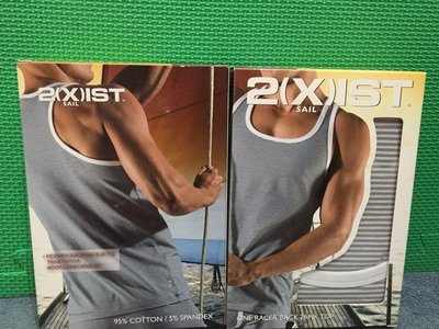 2xist 2(x)ist sail one racer-back tank top 背心 新北市