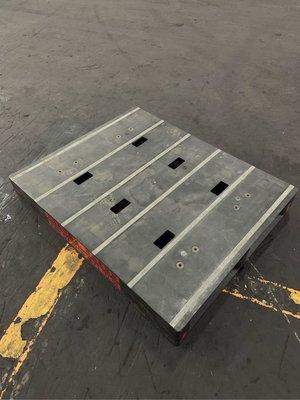 二手中古塑膠棧板 110*90*14 耐用