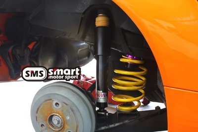 「SMS Smart」For Two 1000cc Smart For Two KW避震器