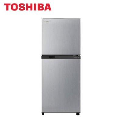 泰昀嚴選 TOSHIBA 東芝 192公升 雙門變頻電冰箱 GR-A25TS-S 線上刷卡免手續 全省含運送拆箱定位